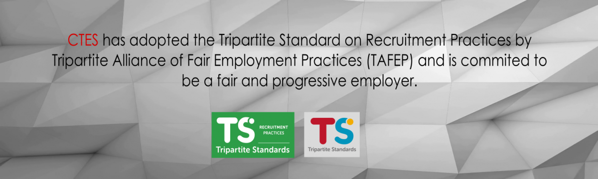 Recruitment Practices Tripartite Standard by TAFEP